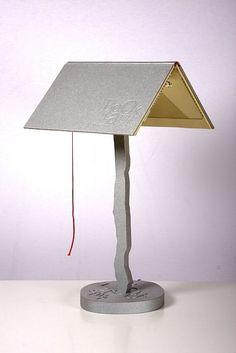 Booklamp, Martí Guixé per Luján + Sicilia (2011).