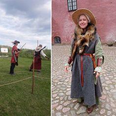 Great medieval event last weekend ❤�������� Varbergs medeltidsdagar ��  #varbergsfästning #varberg #varbergsmedeltidsdagar #medeltidsmarknad #medeltid #medieval #huntress #hunter #hunt #jakttjej #mårdhund #vildmink #arrow #arrows #bow #bow #longbow #archery #archers http://misstagram.com/ipost/1552064141840583325/?code=BWKCh0jB4qd