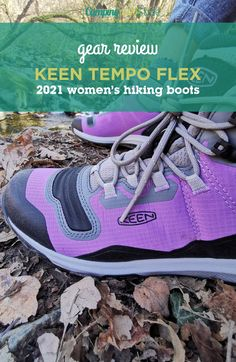 Keen walking boots always deliver great comfort and performance, but after spending the last few months testing out the new Tempo Flex that feature Keen Bellows Flex technology, these could be a contender for their comfiest walking boots yet. Read on for the full review. #keen #hiking #walking #review #gear #walkingboots #hikingboots