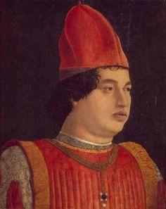 Ritratto del marchese Gian Francesco Gonzaga by Bonsignori Francesco (1460 / 1519)