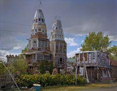 Dominic 'Cano' Espinoza's Jesus' Castle; Antonito