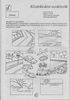 Albumarchívum Montessori, Kindergarten, Preschool, Techno, Diagram, Album, Croatian Recipes, Coloring, Diy