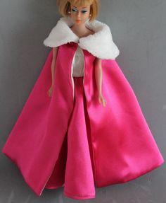 Midnight Blue in fushia Girl Barbie, Barbie Skipper, Barbie And Ken, Malibu Barbie, Page Boy, Barbie World, Boy Hairstyles, Vintage Barbie, Barbie Clothes