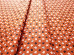 Riley Blake Rocket Age Stars Orange C3805