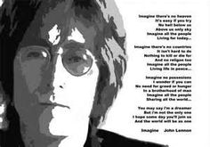 Image Search Results for lyrics for imagine by john lennon