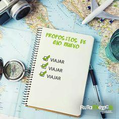 Nosotros ya comenzamos a planear nuestros propósitos del 2017   #WeLoveTraveling www.rutamexico.com.mx Whatsapp: (722)1752392 email: info@rutamexico.com.mx  #ViajesAcadémicos #ViajesDeIntegración #ViajesTurísticos #ViajesGrupales #México #Viajes