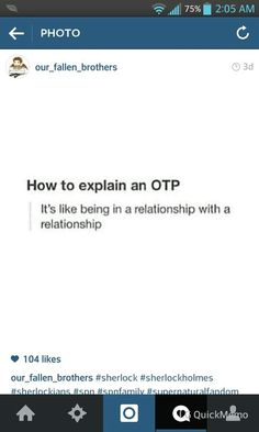 OTP??? IVE GOT TWENTY <--- Anyone who says they only have one is lying! One true pairing