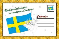 Weihnachten in fremden Ländern- heute mit Schweden! Ideas4parents