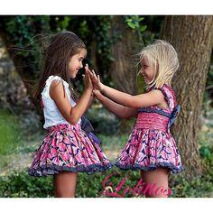 LOLITTOS PRIMAVERA/VERANO 2016 Instagram photo by @lolittos via ink361.com Summer Dresses, Instagram, Fashion, Child Fashion, Summer, Summer Sundresses, Moda, Sundresses, Fasion