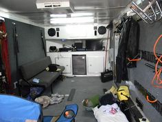 Enclosed Trailer Setups - Page 22 - Trucks, Trailers, RV's & Toy ...