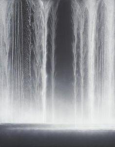 Waterfall (Waterfall Series) - Hiroshi Senju - 2009