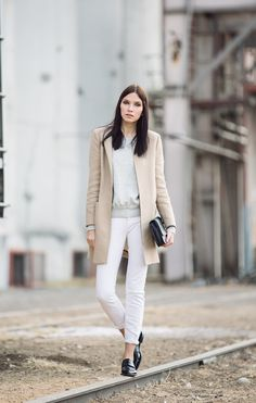 NEUTRALS + WINTER WHITE