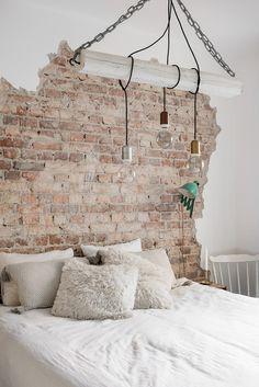 Onwijf gaaf: een licht, landelijk interieur met originele diy's - Roomed