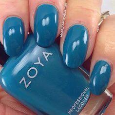 Lace and Lacquers: ZOYA: Summer 2015 Island Fun Collection [Nana, Demetria, Jace, Cecilia, Talia, & Serenity]