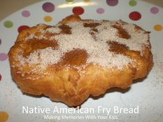 {Secret Recipe Club} Bannock: Skillet Fried Native American Bread
