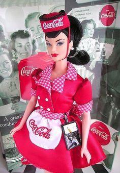Coca-cola barbie!!!!!!