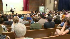 North Hamilton residents discuss gun violence
