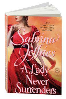 Author Sabrina Jeffries