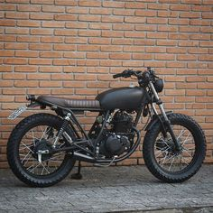 Have a look at many of my most popular builds - customized scrambler bikes like this Suzuki Cafe Racer, Cafe Racer Bikes, Cafe Racer Motorcycle, Motorcycle Design, Bike Design, Vintage Bikes, Vintage Motorcycles, Custom Motorcycles, Custom Bikes