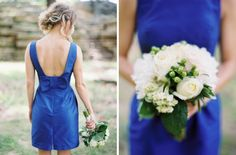 love the detail on the bridesmaids dresses