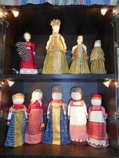Куклы М.А. СЫСОЕВОЙ   21 фотография