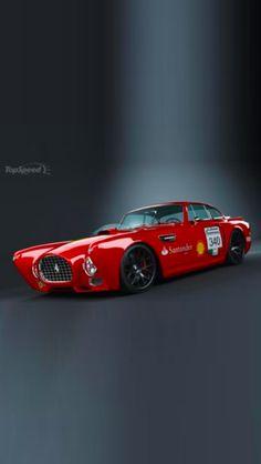 http://yrt.bigcartel.com 1951 Ferrari 340M/C By Gullwing America