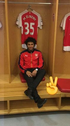 Mohamed Elneny #Arsenal