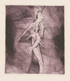 Web umenia | Alžbeta Štefunková-Szabová - Horký chlieb