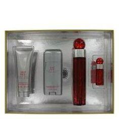 Perry Ellis 360 Red Gift Set By Perry Ellis