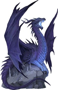 Some dragons from Pathfinder RPG Bestiary 6 By Leesha Hannigan