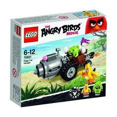 Lego 75821 Angry Birds - Piggy Car Escape http://amzn.to/1TvPbhN