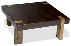 Berkeley Cocktail Table - transitional - Coffee Tables - Interlude