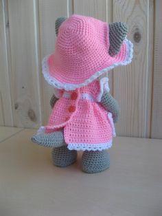 Easter Crochet Patterns, Crochet Bunny Pattern, Diy Crafts Knitting, Crochet Projects, Knit Baby Booties, Crochet Baby Clothes, Crochet Hats, Quick Knits, Pattern Images