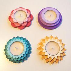 Umemi - Hearth tea light series.