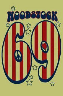 ☮ Woodstock 69 America ☮ Más More Mehr Boho Hippie, Hippie Peace, Hippie Love, Hippie Art, Hippie Style, Vintage Hippie, Vintage Music, Woodstock Hippies, Woodstock Music