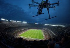 Stadiums and Arenas are keeping the good drones in, and the spies out with Dedrone https://www.suasnews.com/2017/03/stadiums-arenas-keeping-good-drones-spies-dedrone/