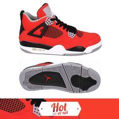 Wyskoczylibyście na boisko w tych butach? #buty #JORDAN AIR 4 RETRO