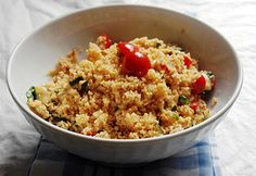 Cuscus all'ortolana