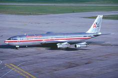 Boeing 707, Aviation, Aircraft, American, Airplanes, Alaska, Toronto, Usa, Vintage