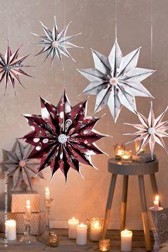 Vier tolle Gewinnspiele und viel Weihnachts-DIY locken in den aktuellen Ausgaben von Lena Wohnen & Dekorieren, Lena Wohnen, Anna und Mollie Makes!
