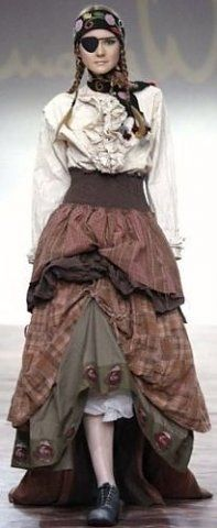 lagenlook-outfit to be adapted for me.
