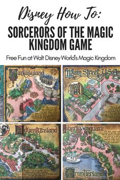 There are few free things at Walt Disney World. Find out why the Sorcerers of the Magic Kingdom is a must-do free activity for your next trip! Great way to spend time between FastPasses