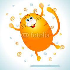Jump!  #vector #stockimage