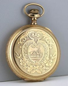 Elgin Nat'l Pocket Watch Co. (USA circa 1904)  чьёмррнц