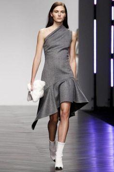 Osman Fall Winter Ready To Wear 2013 London