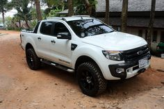 So nice. Ford Ranger 2014, Ford Ranger Wheels, Ford Ranger Raptor, Jeep 4x4, Jeep Pickup, Ford Rapter, Ford Mustang, Ford 4x4, Chevrolet Trucks