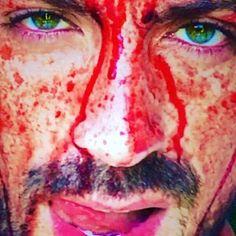 Eu Nao Sei #segundafeira #25setembro #youtube #officialmusicvideo #polemic #bloody #rated #naturephotography #fx #bloodymary #mtvmama2016_mohamedabbas #instaboys #instacute #hunk #fachionboy #followme #thegate
