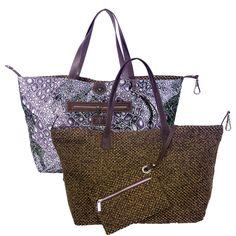 930a162b9 13 inspiradoras imagens de bolsas de couro sintético | Leather tote ...