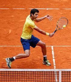 Blog Esportivo do Suíço: Marcelo Melo bate André Sá nas duplas e vai às quartas de Roland Garros