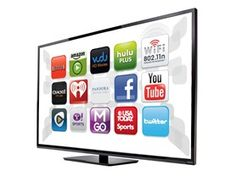 "$1300 VIZIO 70"" 1080p LED Smart TV with Wi-Fi"